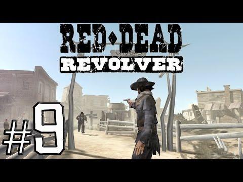 Red Dead Revolver Walkthrough Gameplay - Shadow Wolf - Part 9