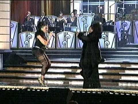 SARAH DASH & NONA HENDRIX  LIVE ( PATTI LABELLE  TRIBUTE )  - SOMEBODY SOMEWHERE