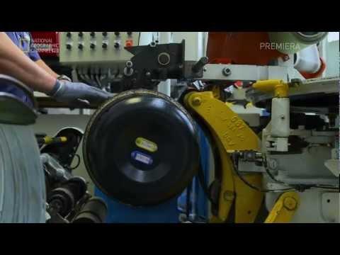 Производство шин Мишлен - Мегазавод (national Geographic)