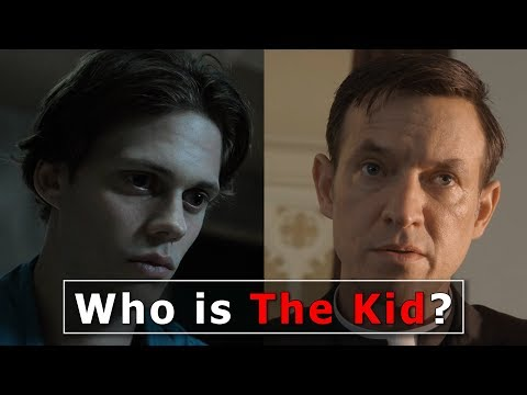 Castle Rock: Who is The Kid? (Theory)