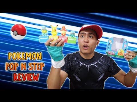Pokemon Pop N Step Review From SAMURAI BUYER