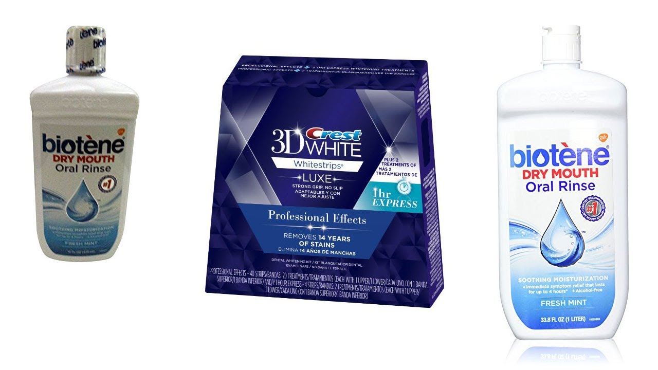 best mouthwash for dry mouth - Naira Closet