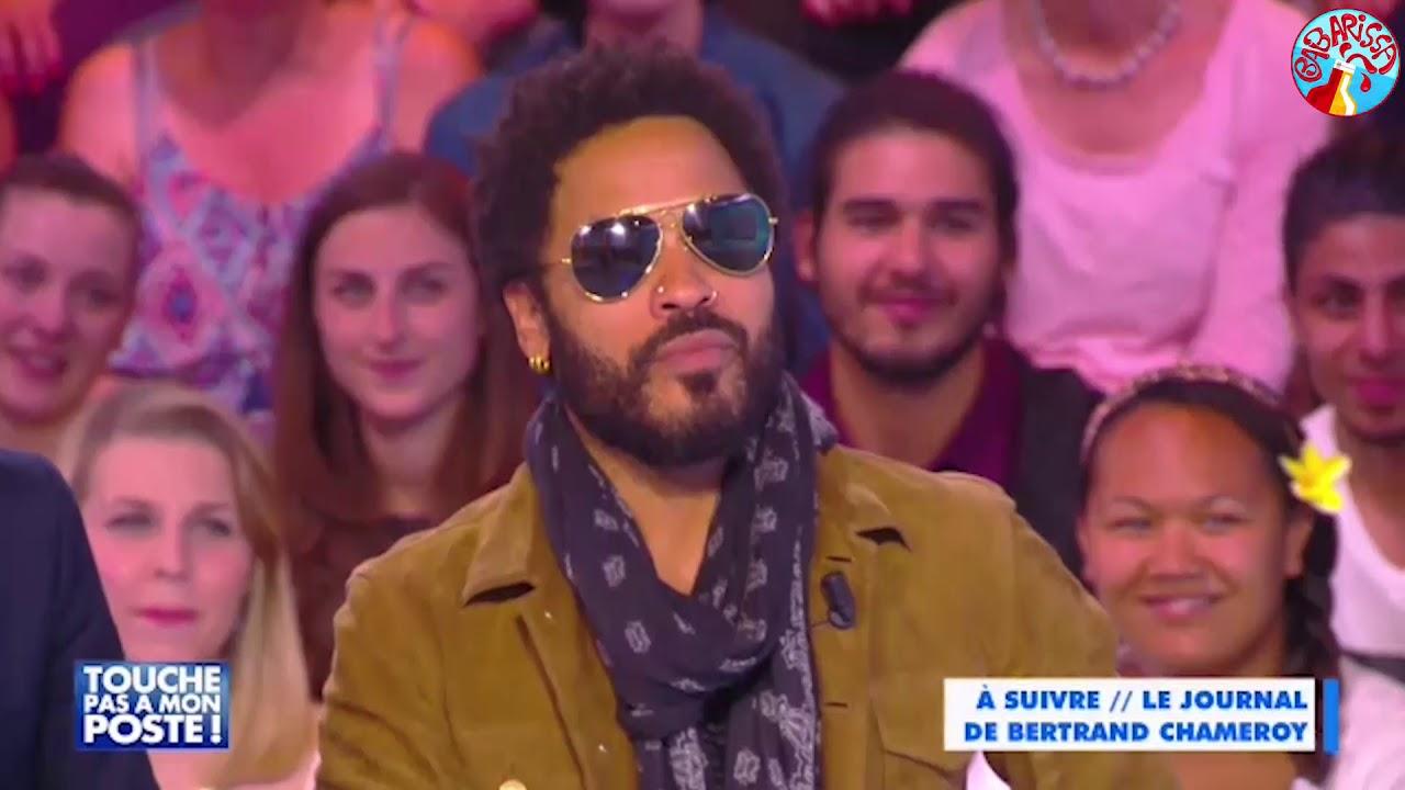 Il y trois ans dans TPMP… Cyril Hanouna chantait devant Lenny Kravitz