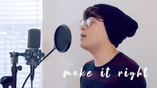"Baixar BTS (방탄소년단) Feat. Lauv - ""Make It Right"" Cover (@RosendaleSings)"