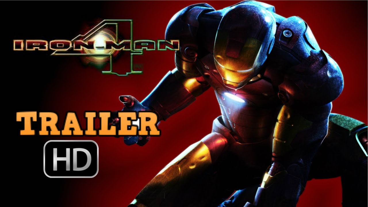 Iron Man 4 Official Trailer in hindi 2017 HD YouTube