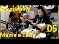 Narozeninove Vaření!!! Fattypillow a mama slaví narozeniny HYPE!! část 5/5 Pečení Dortu