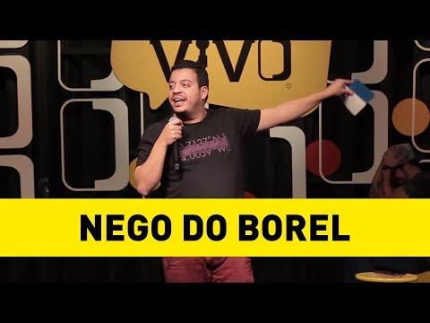 RODRIGO MARQUES - SOBRE O CLIPE DO NEGO DO BOREL - STAND UP COMEDY