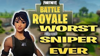 SNIPER SHOOTOUT / FORTNITE LIVE STREAM / XBOX ONE / !GIVEAWAY /