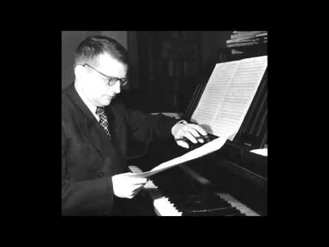 Shostakovich - String Quartet No.9 - I. Moderato con moto