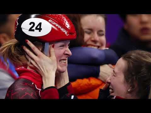 Speedskater Kim Boutin 'honoured' to be Canada's flag-bearer