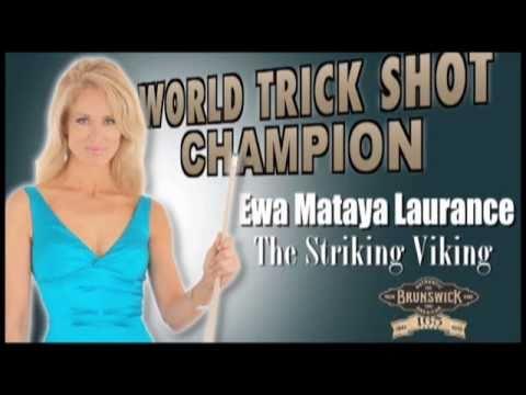 Ewa's Trick Shots: The Railroad Shot