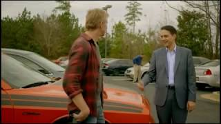 Cobra Kai : Daniel Takes Johnny Car Shopping