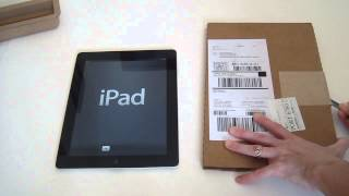 Refurbished iPad 2 Unboxing