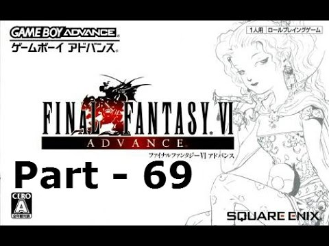 Let's Play Final Fantasy VI Advance Part 69: Mobliz in Ruin