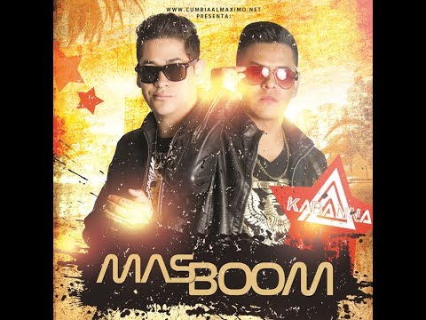 Kabanna - Mas Boom - NUEVO EXITO! - www.CUMBIAALMAXIMO.net