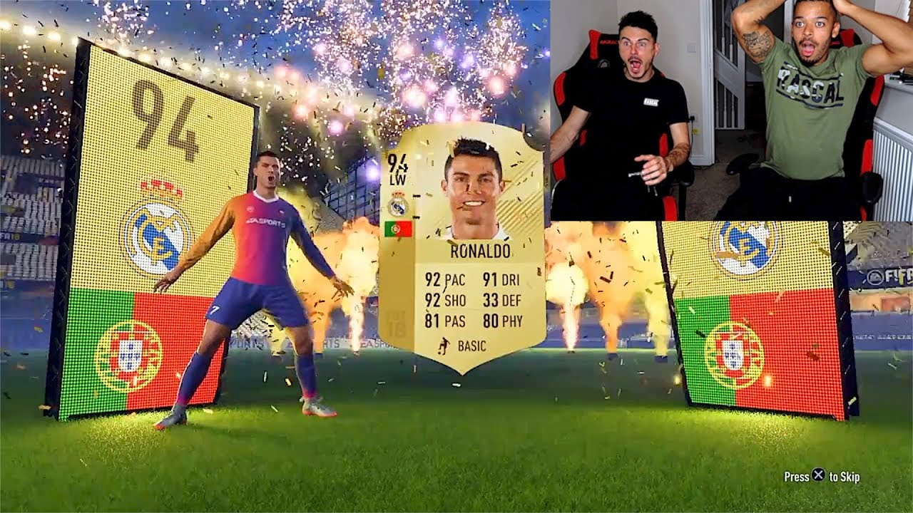 insane-1000-fifa-18-pack-opening-ft-ronaldo-and-messi-giveaway