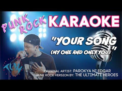Your Song  Parokya Ni Edgar  KARAOKEInstrumental