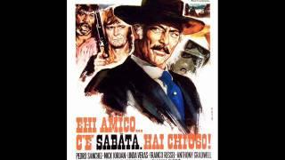 Marcello Giombini - Titoli (Main titles) - Sabata