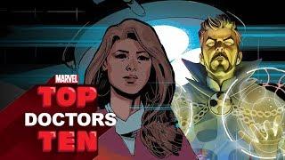 Top 10 Doctors   Marvel Top 10