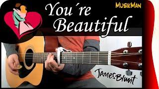 You're Beautiful 😍 - James Blunt / MusikMan #145