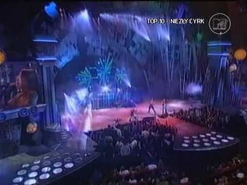 red hot chili peppers-warped (mtv video music awards 1995)