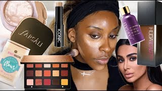 IG Makeup Brands Worth the Hype  Jackie Aina Hi babes Today Im testing out instagram makeup brands Can they stand the Jackie Aina seal of approval Are most of these instagram brands worth the ...
