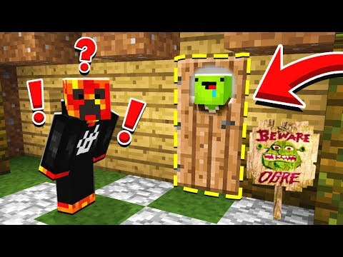 BEST HIDING SPOT...? | SHREK HIDE & SEEK! - Minecraft Mods