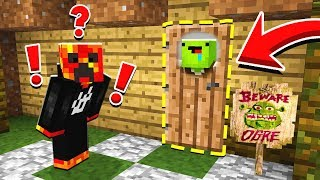 BEST HIDING SPOT...? | SHREK HIDE & SEEK! - Minecraft Mods