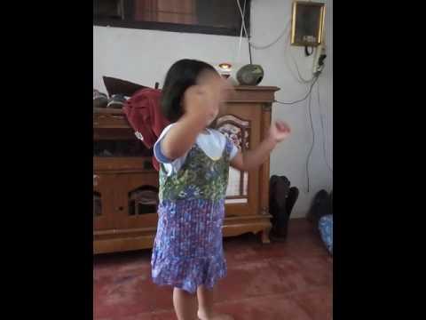 Lagu anak (ku takut papah mama marah)