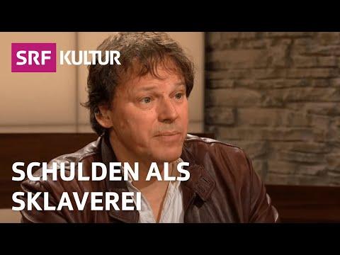 David Graeber - Warum uns Schulden versklaven (Sternstunde Kunst, 13.10.2013)
