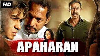 APAHARAN - Bollywood Movies Full Movie | Latest Hindi Movie  | Ajay Devgan, Nana Patekar