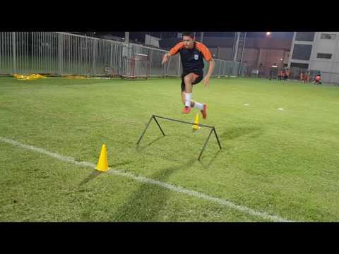 Speed training kazma football club