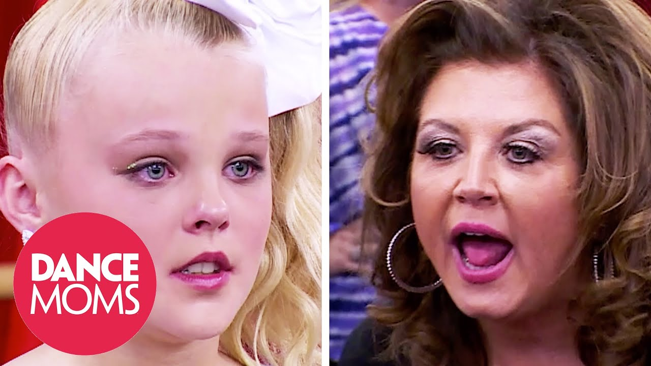 """IF YOU YELL AT ME, I'M GONNA CRY!"" 😭 | Season 5 Flashback | Dance Moms #Shorts"