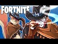 FASTEST GUNSLINGERS IN THE LAND! (NEW WILD WEST LTM) - Fortnite Battle Royale