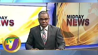 TVJ Midday News: JA Unemployment Rate Down by 7.8% -  July 17 2019