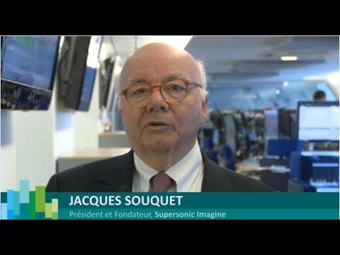 EnterNext accueille SuperSonic Imagine sur le marché Euronext à Paris