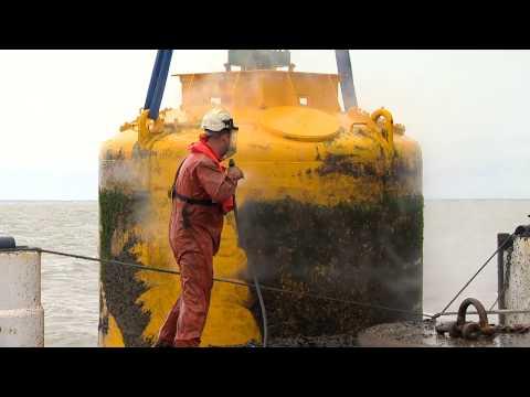 Trinity House buoys and maintenance