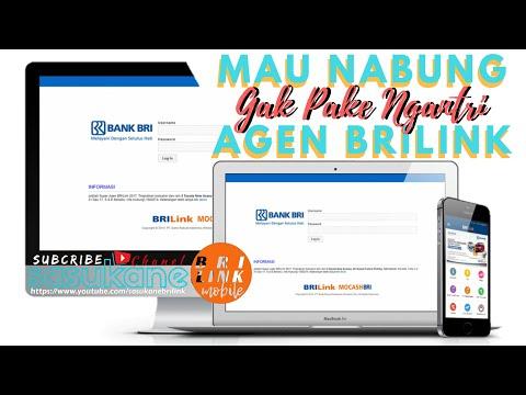 Nabung ga pake Ribet Ngantri #BRILink Mobile