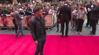 The Bad Education Movie - UK film premiere