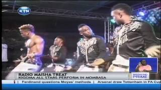 Radio maisha treat: Kigoma all stars