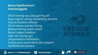 Download lagu Latihan Tembang Bawa Dandanggula Nyidamsari MP3