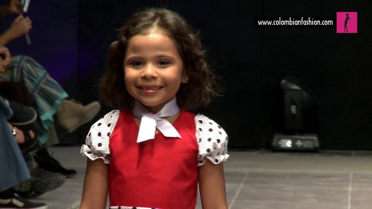Pasarela Adriana Miranda - Expomoda Ciudad de Palmira 2017
