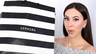 Sephora VIB Sale Haul April 2018 || Beauty with Emily Fox