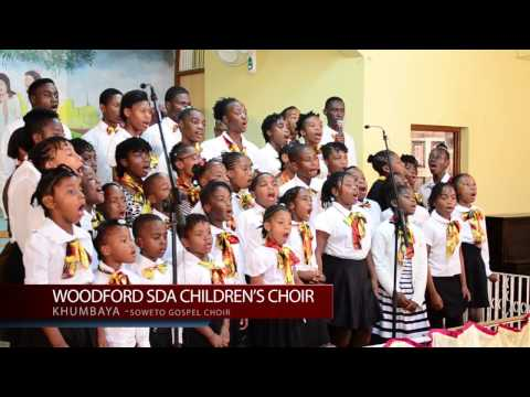 Woodford SDA Children's Choir Khumbaya