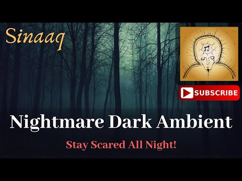 Nightmare Ambient Binaural Beats Conspiracy Theory Music Instrumental