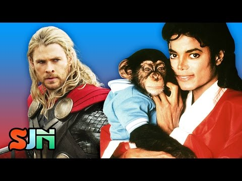 Thor Director Making Movie About Michael Jackson's Chimp