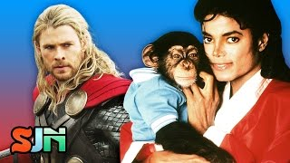 Thor Director Making Movie About Michael Jackson's Chimpanzee
