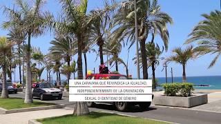 ver video: Adeje se suma a conmemorar el Orgullo LGBTI Tenerife 2017