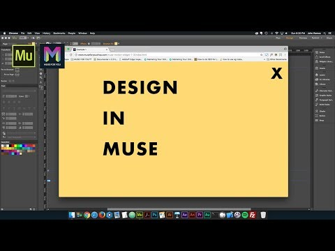 Greensock GSAP and Adobe Muse Series | Episode 2 | Adobe Muse CC | Muse For You