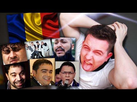 REACTING TO ROMANIAN MUSIC 9 (ft. Sandu Ciorba, Dani Mocanu, SHOT, Nikolas, Smiley, Geany Morandi)